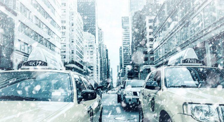 comment conduire en ville en hiver
