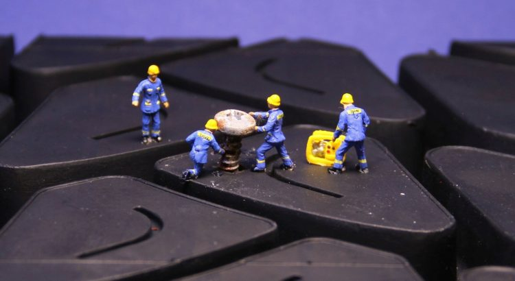 comment réparer un pneu crevé avec le kit anti crevaison