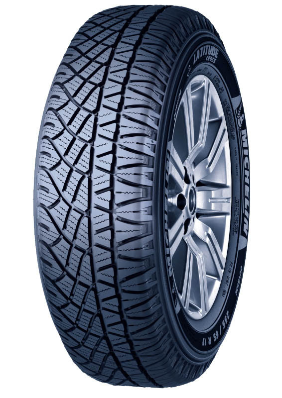 Pneu MICHELIN LATITUDE CROSS 235/70R16 106 H
