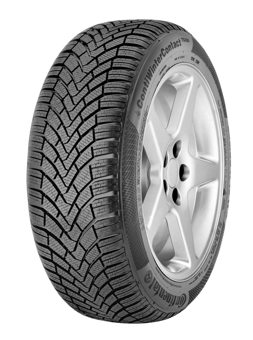 Pneu CONTINENTAL WINTER CONTACT TS850 195/65R15 91 T
