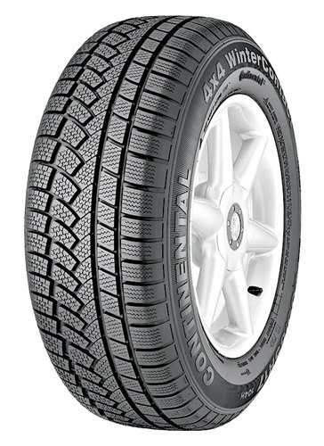 Pneu CONTINENTAL 4X4WINTER CONTACT 255/60R17 106 H