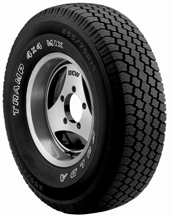 Pneu FULDA TRAMP MIX 235/75R15 105 S