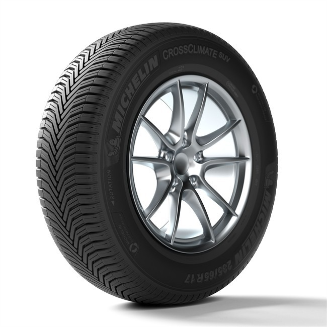 Pneu MICHELIN CROSS CLIMATE SUV 235/55R17 99 V