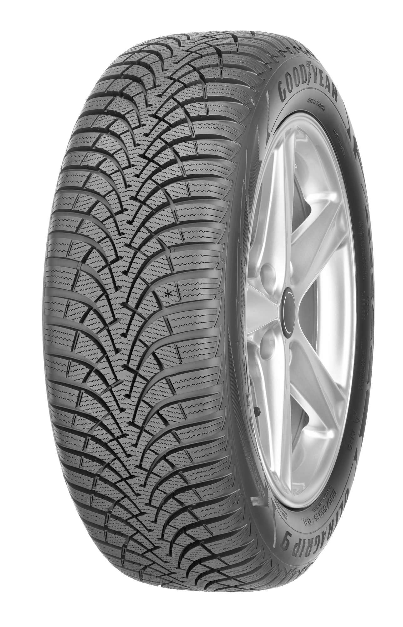 Pneu GOODYEAR ULTRAGRIP 9 MS 195/65R15 91