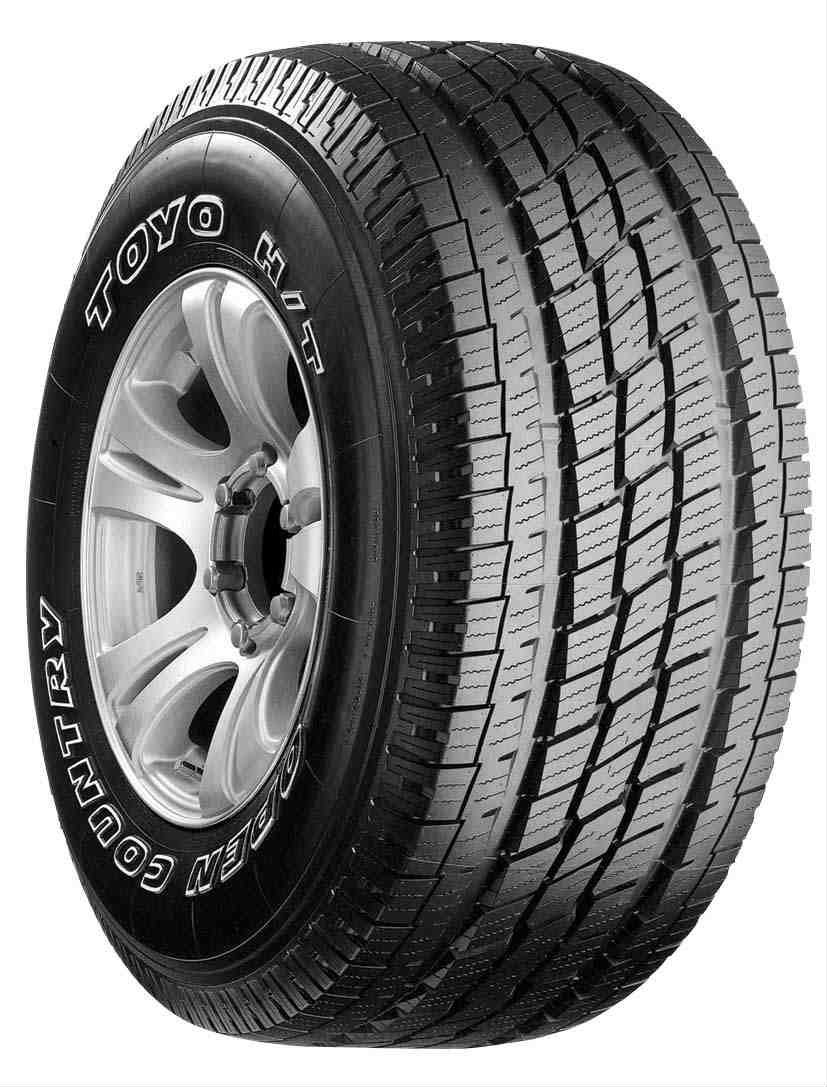 Pneu TOYO OPEN COUNTRY H/T 265/70R16 112 H